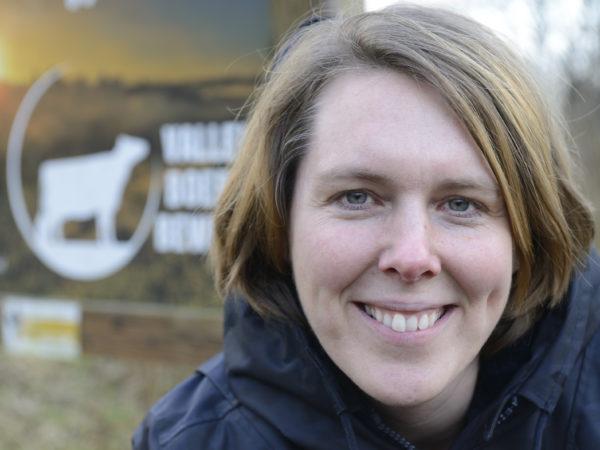 Lisanne Oskam, voorzitter Boert Bewust